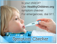 Healthy Children Symptom Checker